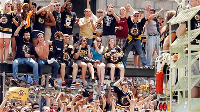 Bandwagon Bruins Fans Welcome to Stay Aboard for the Long Haul
