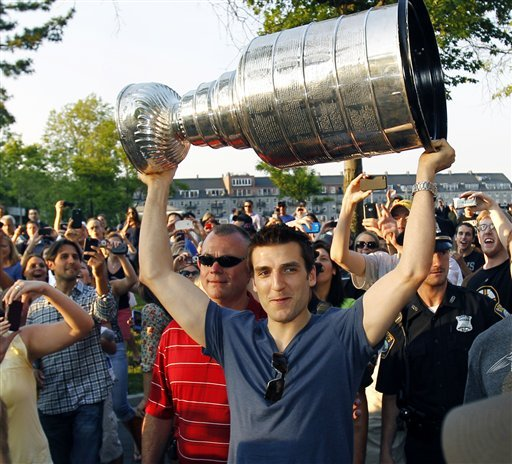 Patrice Bergeron Apologizes to Canada, Says Stanley Cup Means More Than Olympic Gold Medal