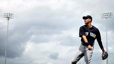 Derek Jeter Batting Lead-Off, at Shortstop in Return to Yankees Lineup on Monday