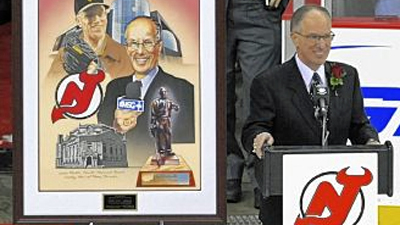Doc Emrick's Departure Leaves Void for Devils Fans, As Play-by-Play Man Truly One of a Kind