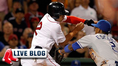 Red Sox Live Blog: David Ortiz Grand Slam Highlights 16-Hit Attack as Red Sox Crush Royals 12-5