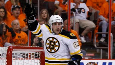 Brad Marchand Will Look to Prove Past Season's Offensive Breakthrough Was No Fluke