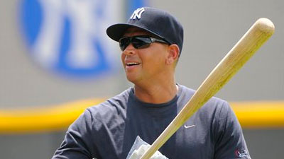 Alex Rodriguez Resumes Batting Practice, Could Return to Yankees by Mid-August
