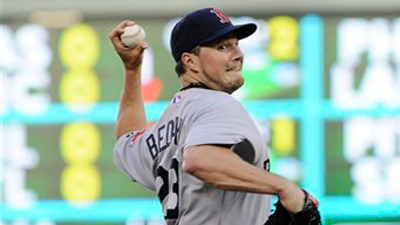 Erik Bedard Overcomes Early Issues, Takes Positive Step Forward in Second Start With Red Sox