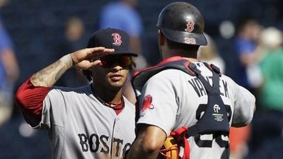 Red Sox Display Ability to Shrug Aside Issues, Show Up and Grind in Winning Series at Kansas City