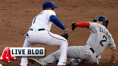 Red Sox Live Blog: Andrew Miller, Adrian Gonzalez Shine as Red Sox Blank Rangers 6-0
