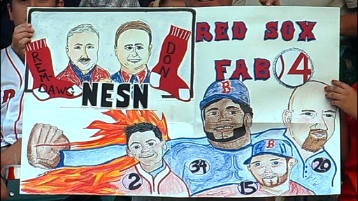 Signs of Fenway Contest: How It Works
