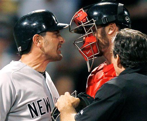 John Lackey's Treatment of Francisco Cervelli a Throwback Baseball Moment