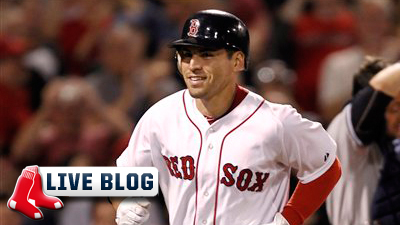 Red Sox Live Blog: Rangers Hammer Sox 10-0 in Series Opener at Fenway Park