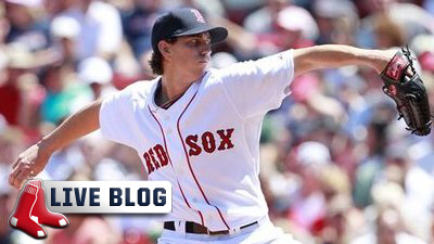 Red Sox Live Blog: Rays Score Off Daniel Bard in 11th, Deliver Painful Defeat to Sinking Sox