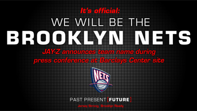 Jay-Z Announces Nets Will Continue to Be Called Nets When Team Moves to Brooklyn