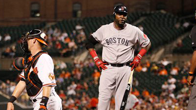 Robert Andino's Inside-the-Park Home Run Propels Orioles to Win, Drops Red Sox Into Wild Card Tie