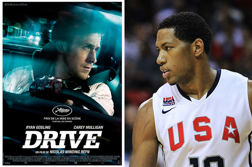 Pacers Forward Danny Granger Really Hated the Movie 'Drive'