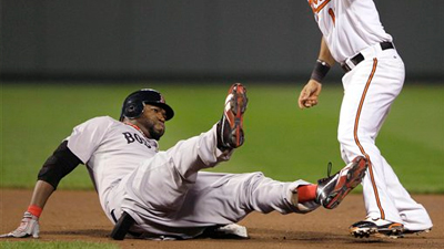 Red Sox Doomed by Base Running Blunders in Late Innings
