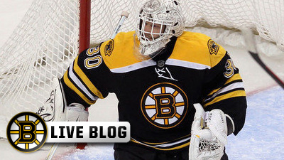 Bruins Live Blog: Senators Rally in Third Period to Beat B's 2-1 in Exhibition Game at Garden