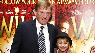 Kenny Dalglish Walks Red Carpet at World Premier of Movie 'Will'