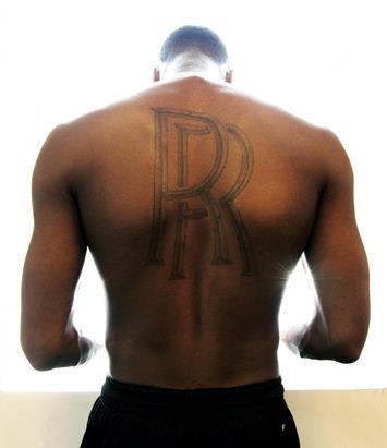 Rajon Rondo Dedicates Tattoo to Himself With Interlocked 'RR' Across His Back (Photo)