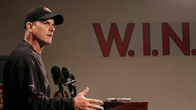 Jim Harbaugh Should Be Applauded for Winning Mentality, Even If He Does Kind of Seem Like a Jerk
