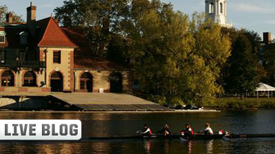 Head of the Charles Regatta Day 2 Live Blog: New York Athletic Club Wins Lightweight Men's Fours Race For First Time Since 2007