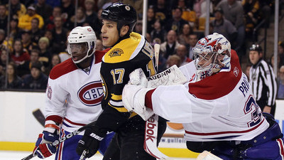 Bruins Could Use Arrival of Archrival Canadiens to Help Snap Out of Early-Season Funk