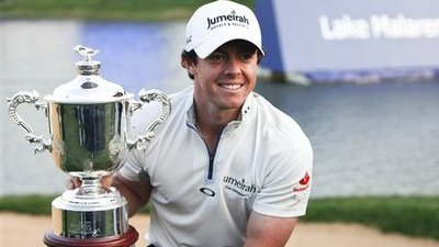 Rory McIlroy Beats Anthony Kim in Playoff at Shanghai Masters, Wins Golf's Richest First Prize