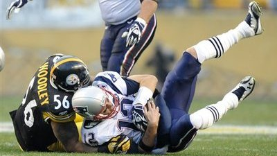 Tom Brady, Patriots Couldn't Adjust to Steelers' Defensive Game Plan, But Must Adjust to Prevent Pattern