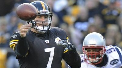 Ben Roethlisberger Exposes Patriots' Vulnerabilities by Attacking Middle of Defense in Sunday's Victory
