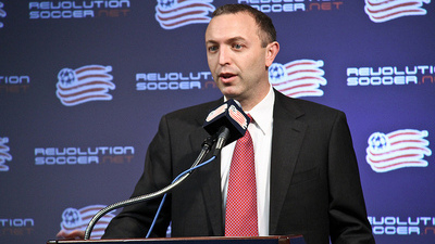 Brian Bilello and Mike Burns Promoted as Revolution Reshuffle Management Deck