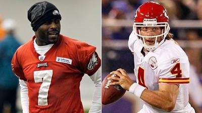 Week 11 NFL Picks Made Easier Thanks to Michael Vick's Injury, Tyler Palko's Presence
