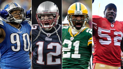 Patriots Among Contenders for Second-Best Team in NFL, As Playoff Picture Far From Settled