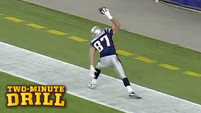 Rob Gronkowski Keeps on 'Drilling for Oil' and 19 Other Patriots Thoughts