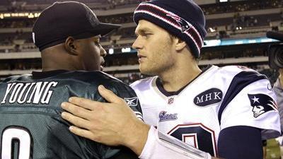 Patriots Report Card: Tom Brady, Patriots Defense Prey on Vince Young, Eagles Mistakes