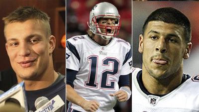Tom Brady Tough on Rob Gronkowski, Aaron Hernandez Because of 'Very High Expectations'