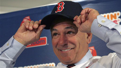 How Many Games Will the Red Sox Win in 2012 Under Bobby Valentine?