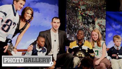 Champions for Children's Event Shines As Zdeno Chara, Hannah Storm Headline Fund-Raiser (Photos)