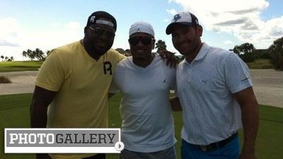 Johnny Damon, Robinson Cano Among Stars Joining David Ortiz at Celebrity Golf Classic (Photos)