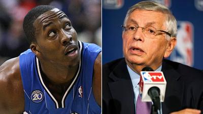 Dwight Howard Wants Trade to Nets, But Will David Stern Allow It?