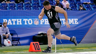 Danny Watkins Could Step Right In for Logan Mankins
