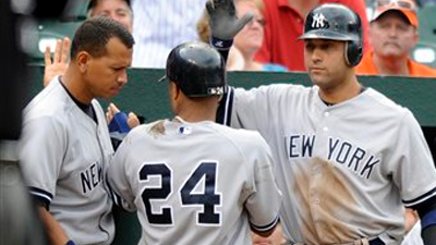Derek Jeter's Relationship With Alex Rodriguez Much Worse Than Originally Believed, According to New Book