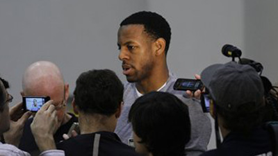 Report: Andre Iguodala Excused From Season Exit Meeting With Philadelphia 76ers
