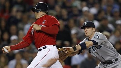 Jason Vargas, Seattle Mariners Hold Off Red Sox With 5-4 Win