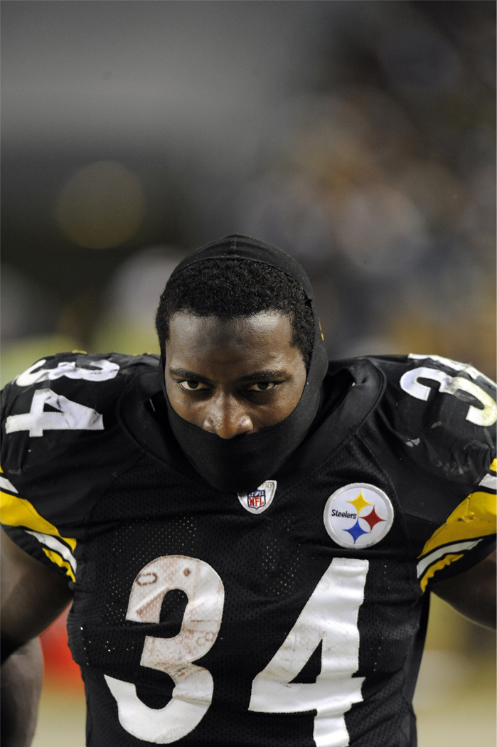 Steelers Running Back Rashard Mendenhall Defends Osama Bin Laden, Saying 'We've Only Heard One Side'