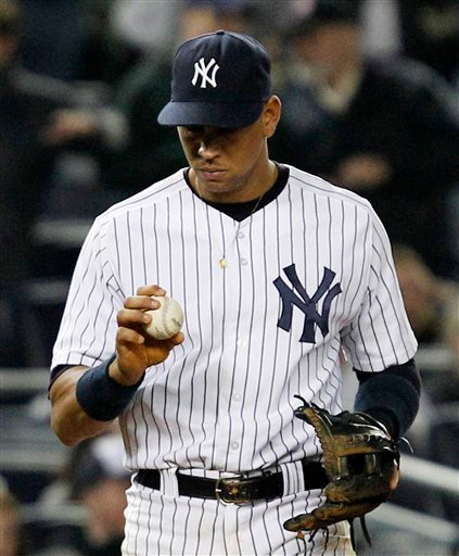 Alex Rodriguez's Error Caps Off Disastrous Weekend for Yankees, Who Breathe Life Back Into Red Sox