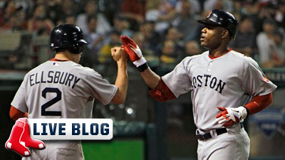 Red Sox Live Blog: Josh Beckett Leads Red Sox to First Win in Five Tries Against Indians