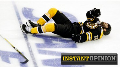 Aaron Rome Deserves NHL Suspension, But Nathan Horton's Absence, Injury Much More Significant for Bruins