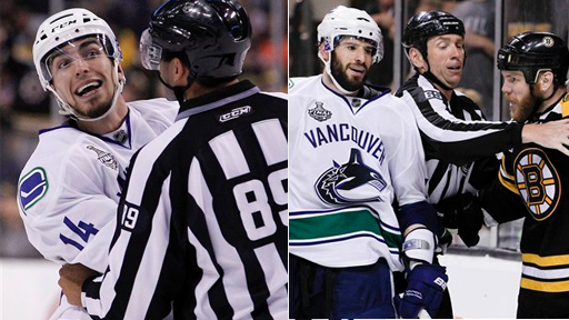 Canucks Becoming NHL's Most Hated Team, Even in Canada, But Henrik Sedin Doesn't Care