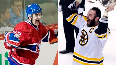 Max Pacioretty Still Upset With Zdeno Chara, Had to Turn Off TV When Bruins Captain Lifted Stanley Cup