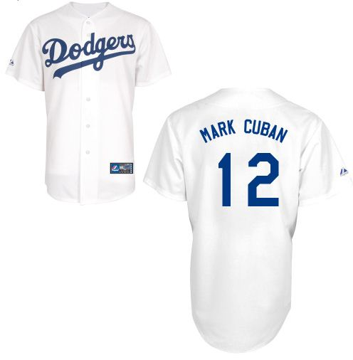 MLB.com Restricts Dodgers Fans From Ordering Customized 'Chapter 11' Jerseys