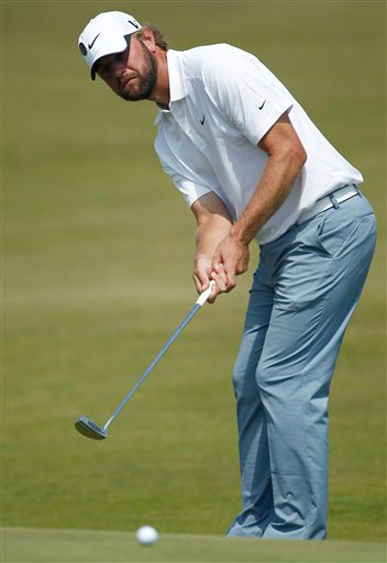 Bearded American Lucas Glover Looking to End Two Droughts at British Open