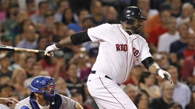 Red Sox Take Out Lingering Frustration on Kansas City Pitching, Pull Out 13-9 Victory